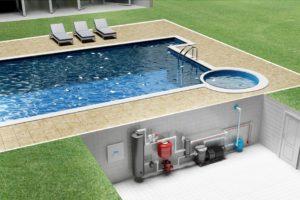 Доставка артезианской воды для бассейна