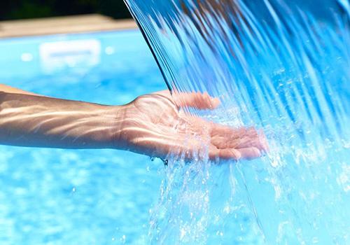 Заказать воду для бассейна