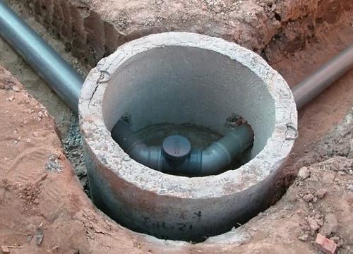 Очистка канализационных колодцев