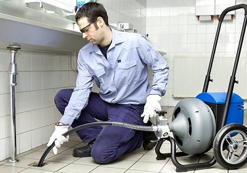 Профессиональная чистка канализационных труб