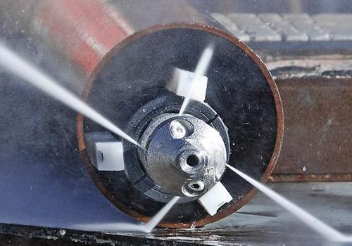 Прочистка канализации под давлением