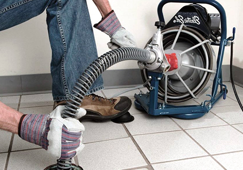 Прочистка канализации в многоквартирном доме