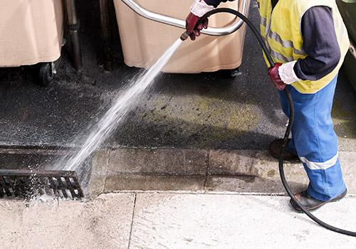 Промывка канализации высоким давлением Киев